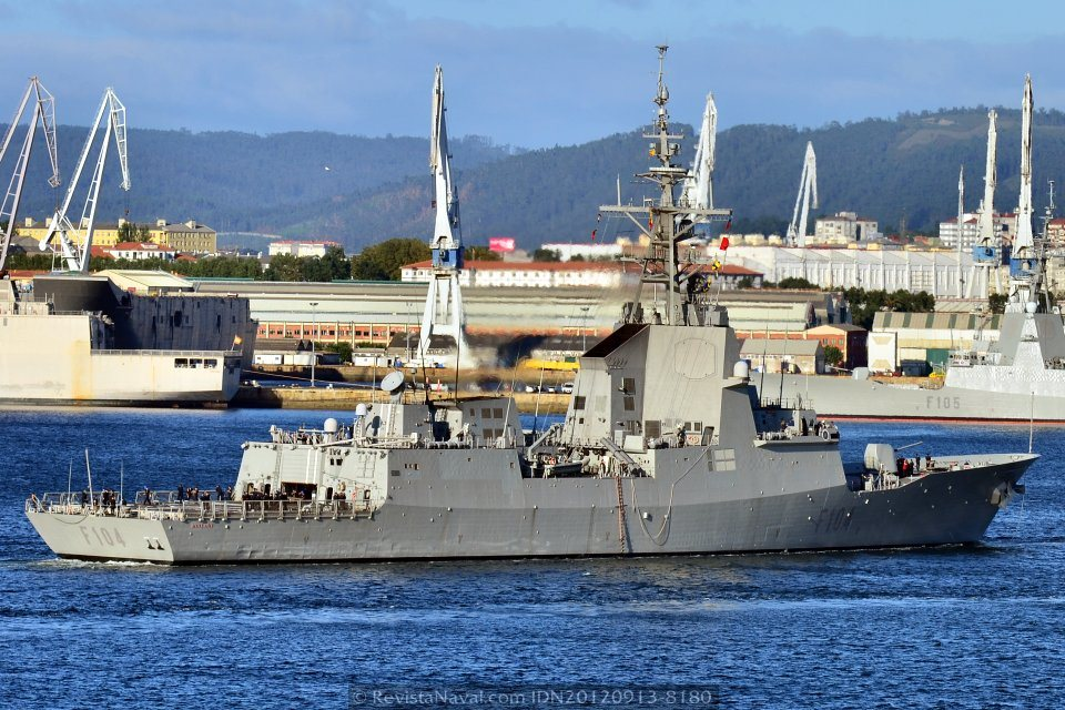 España asumirá el mando de EUNAVFOR en Atalanta