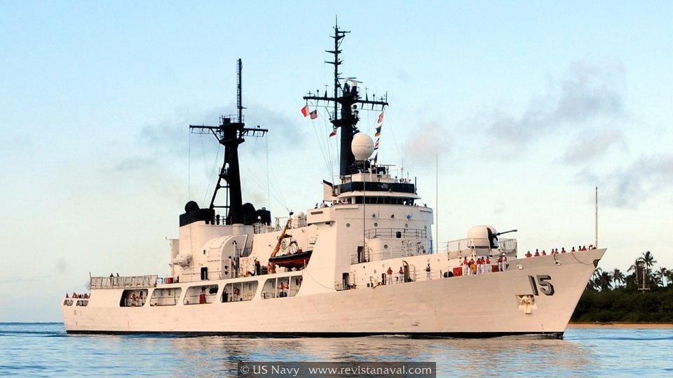 Filipinas planea adquirir dos fragatas para potenciar su Armada