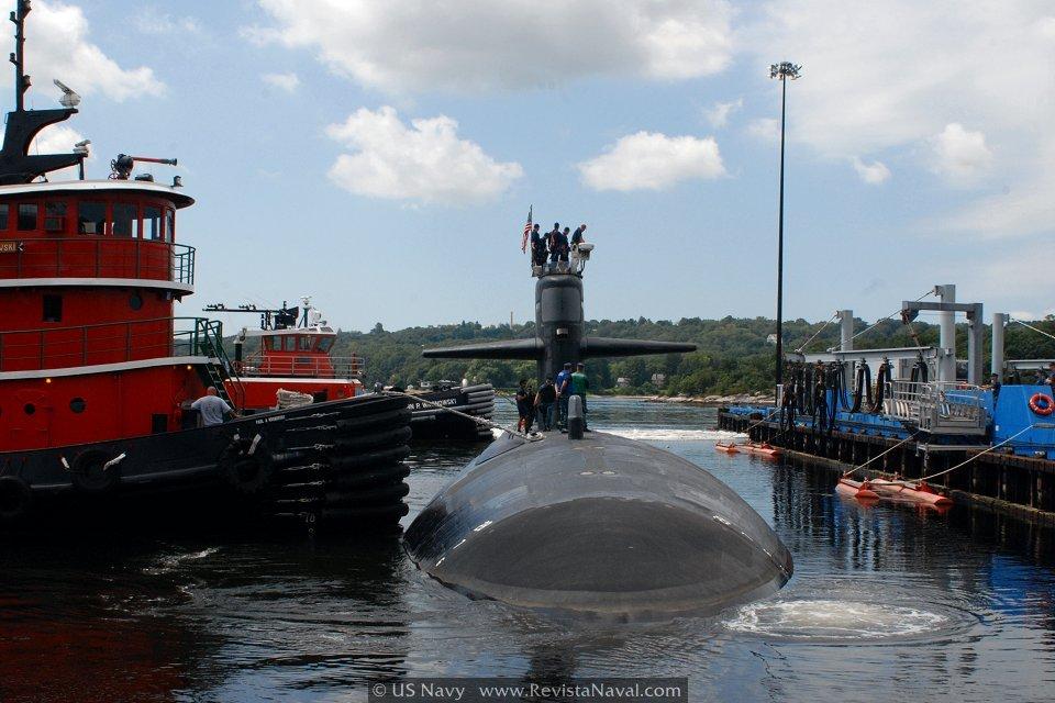 La Marina de los Estados Unidos se prepara para el ajuste presupuestario