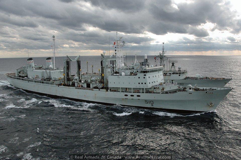 Canadá deberá asignar más fondos para la construcción del Joint Support Ship