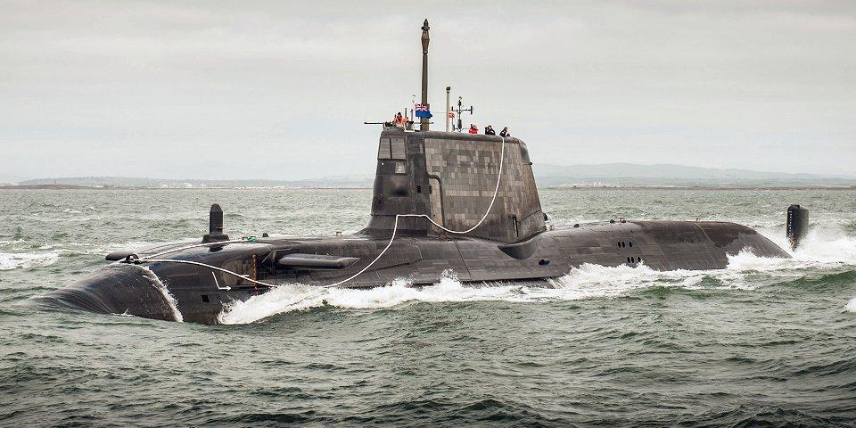 DCNS suministra intercambiadores de calor de alta eficiencia para los submarinos Astute