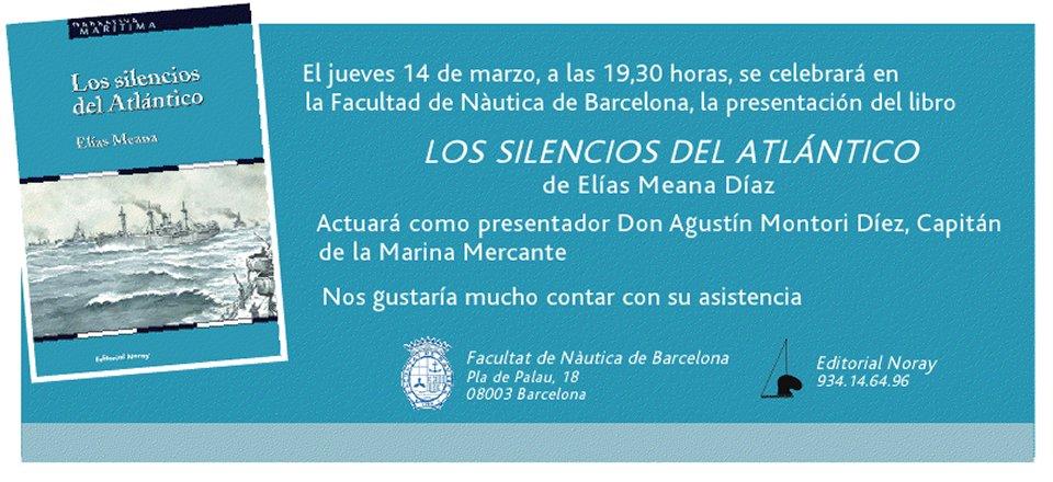 «Los silencios del Atlántico» llega a Barcelona