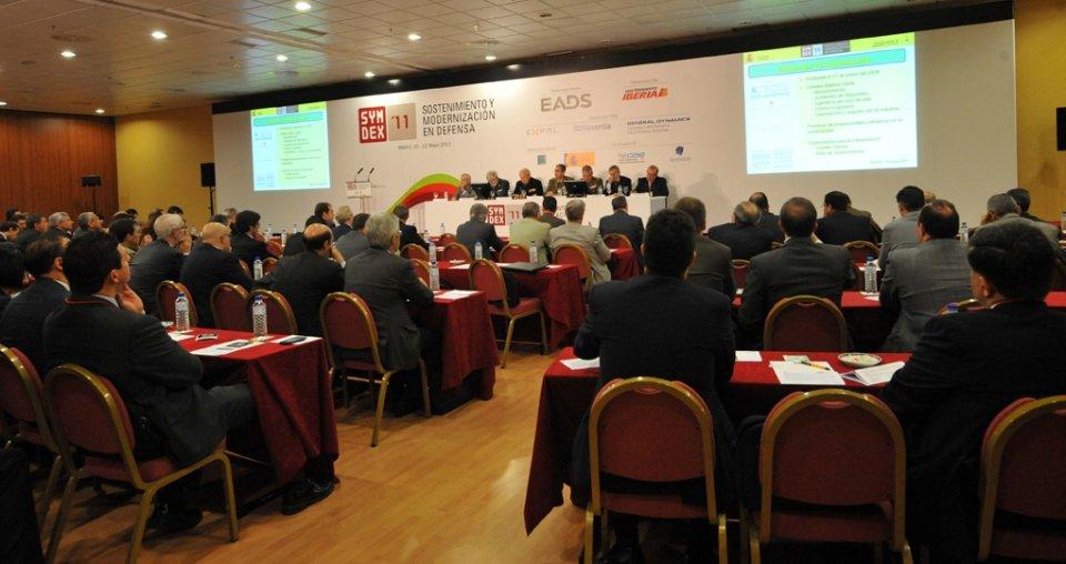 SYMDEX´13, la Cumbre Española del sostenimiento y ciclo de vida en Defensa y Seguridad