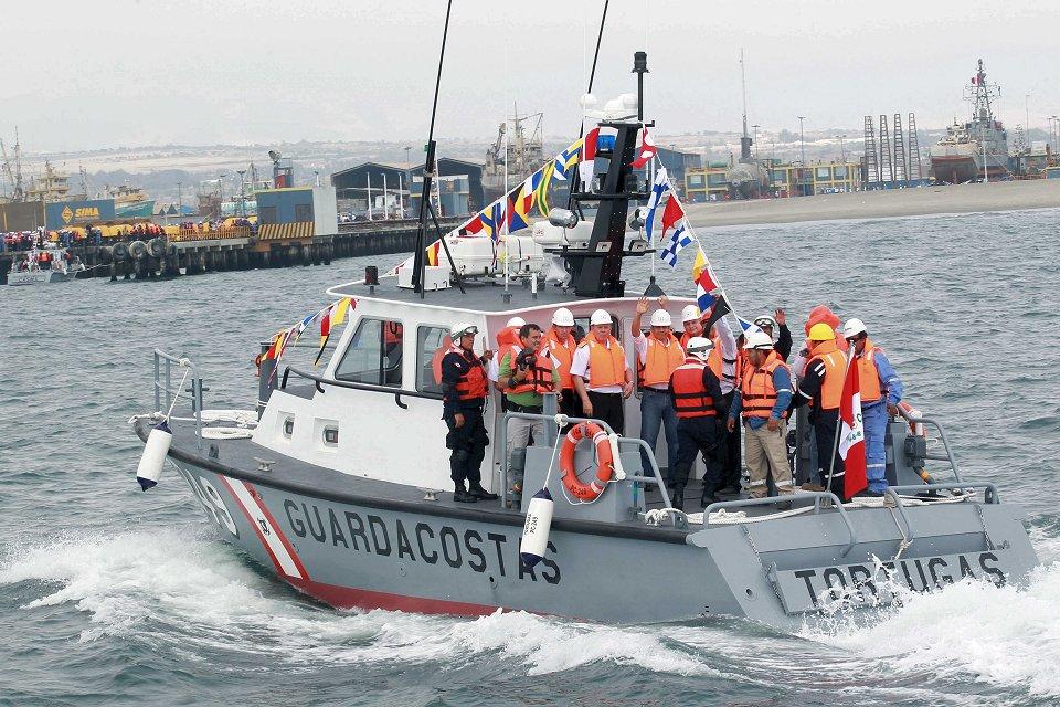 SIMA inicia la construcción del Buque Multipropósito para la Marina del Perú