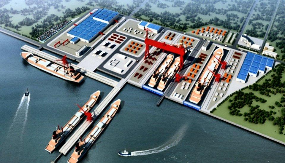 Ecuador impulsará la construcción del Astillero del Pacífico