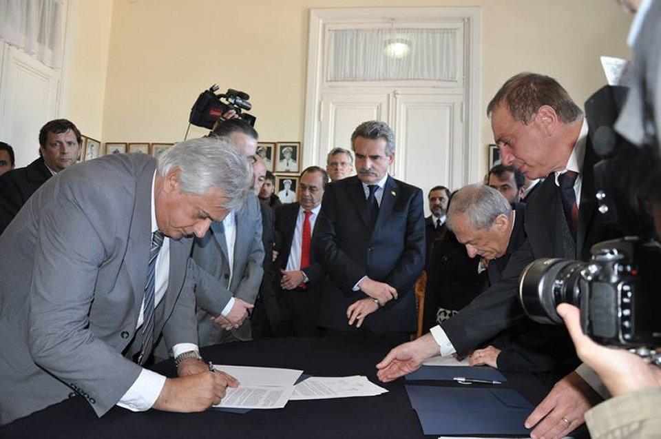 Río Santiago y Tandanor construirán buques para la ARA