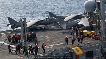 (foto: cortesía A. Esteban (ORP Flota)/Revista Naval)