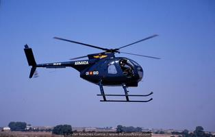 Los aparatos de la 6ª Escuadrilla fueron los últimos en mostrar el tradicional esquema azul verdoso del Arma Aérea de la Armada hasta 2011, en que comenzaron a recibir el esquema gris de baja visibilidad (Foto: Javier Sánchez García/Revista Naval)