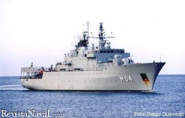 El buque escuela sueco entrando en Cartagena (foto: Diego Quevedo Carmona).