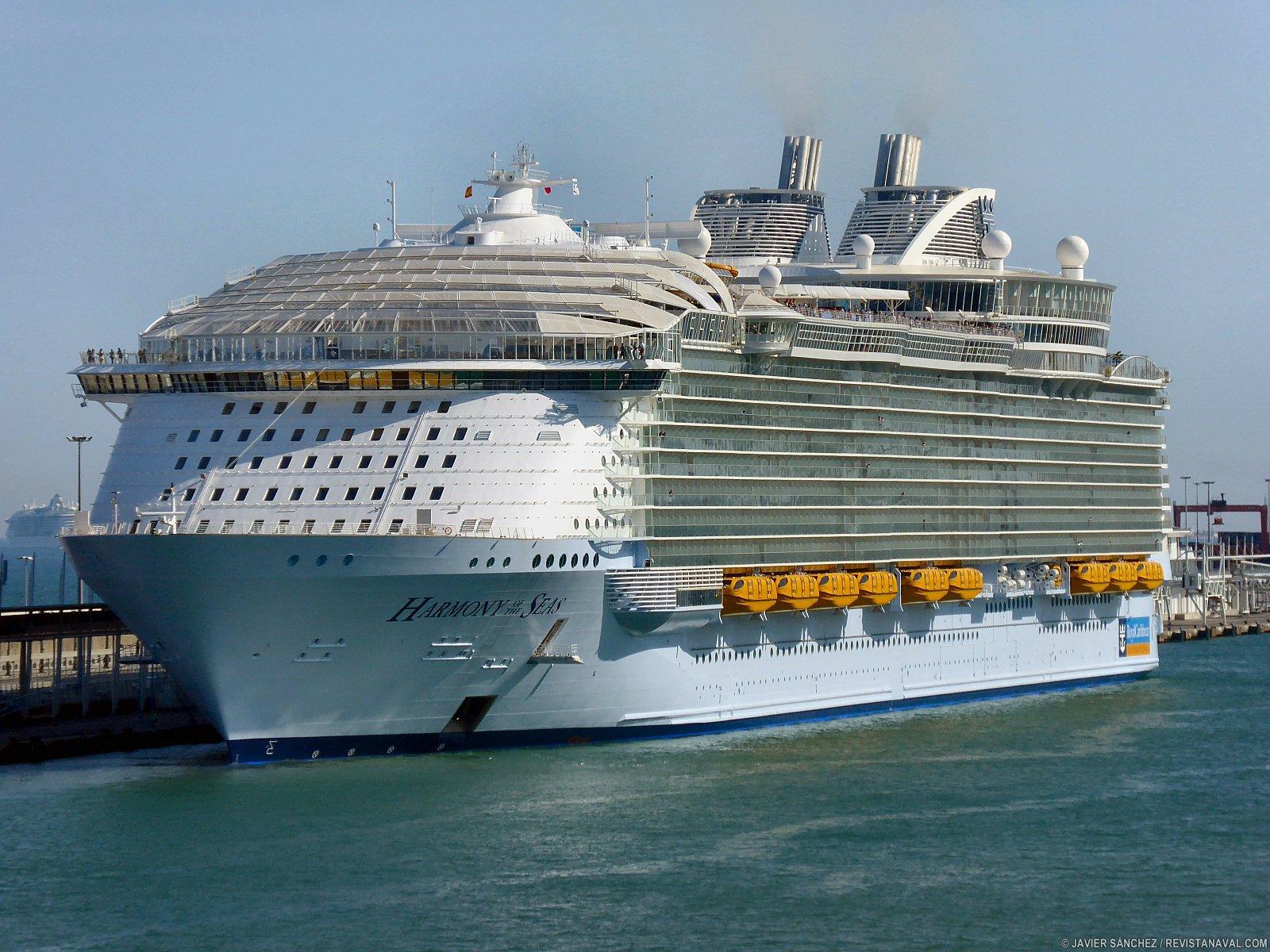 Harmony of the Seas, el nuevo rey