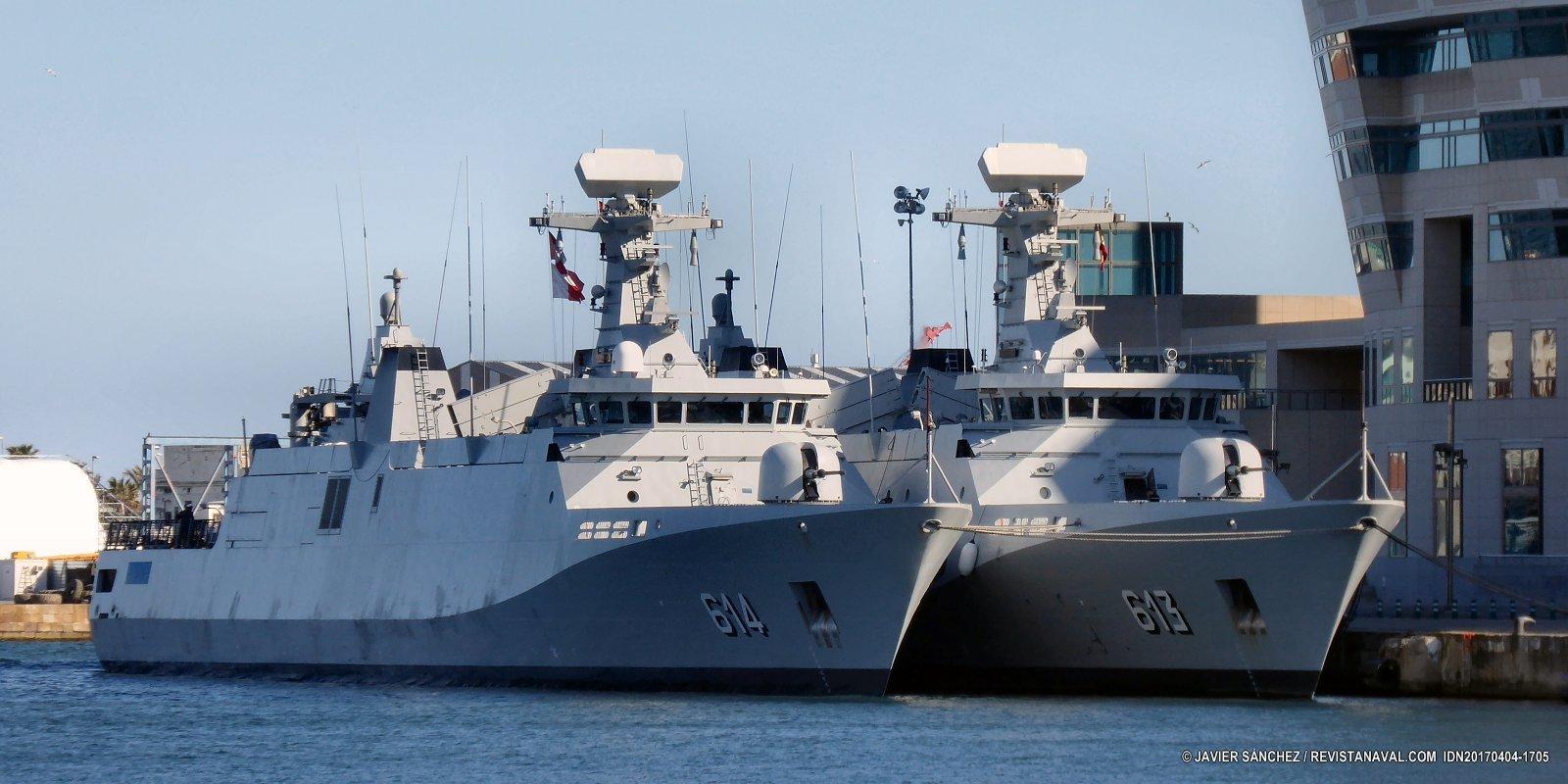 Fragatas Sigma de Marruecos
