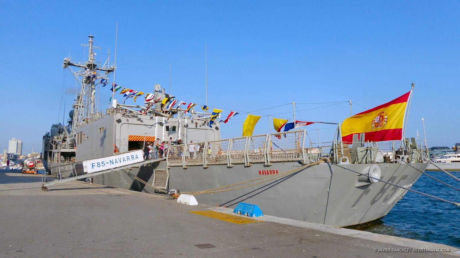 Presencia naval en el 56º Salón Náutico Internacional de Barcelona