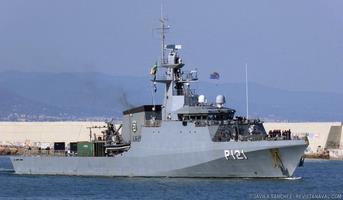 El Apa se hizo a la mar nuevamente el 28 de junio (Foto: Javier Sánchez/Revista Naval)