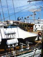 Detalle del puente de mando (Foto: Javier Sánchez/Revista Naval)