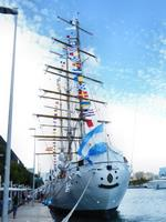 Vista por popa (Foto: Javier Sánchez/Revista Naval)