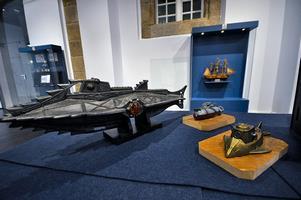 Navegación submarina, modelos del Nautilus