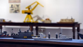 Toys & Figures se puede visitar en el Museo Naval de Ferrol, entrada gratuita